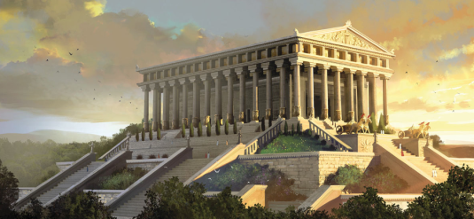 temple if artemis
